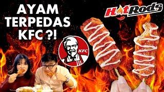 Video AYAM KFC PALING PEDAS !! REVIEW JUJUR KFC HOT RODS!! MP3, 3GP, MP4, WEBM, AVI, FLV Juli 2019