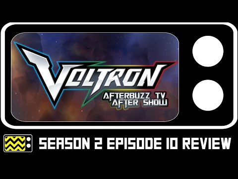 Voltron Legendary Defender Season 2 Episodes 9 & 10 Review & After Show | AfterBuzz TV