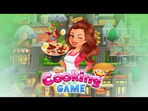 The Cooking Game Trailer 2016