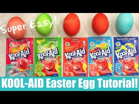 Video How to Save Money Using Kool-Aid to Dye Your Easter Eggs! Plus, How to Hard-Boil Eggs! download in MP3, 3GP, MP4, WEBM, AVI, FLV January 2017