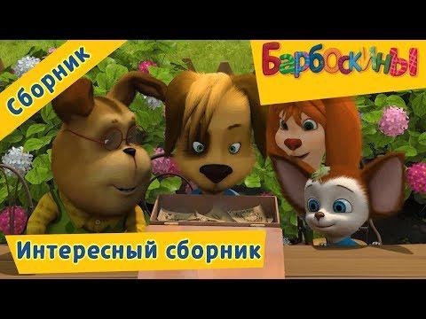 Интересный сборник 📺 Барбоскины 📺 Сборник мультфильмов (видео)