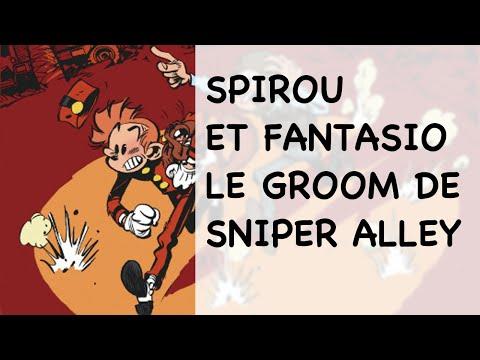 SPIROU & FANTASIO - LE GROOM DE SNIPER ALLEY - YOANN / VEHLMANN - TT 399 EX N/S