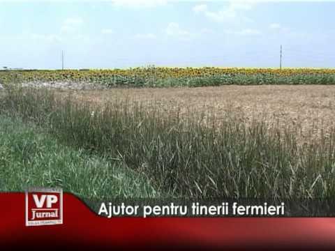 Ajutor pentru tinerii fermieri