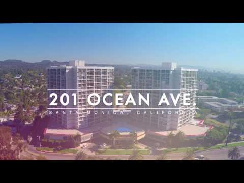 201 Ocean Avenue Santa Monica Ocean Towers Video