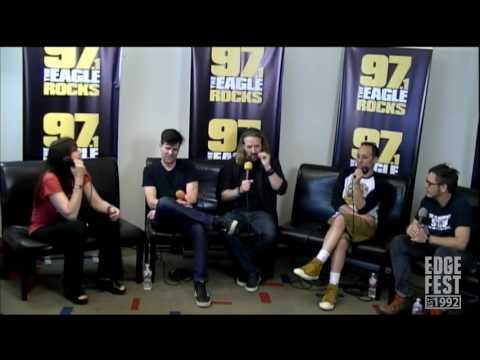 Edgefest 27 - The Nixons (видео)