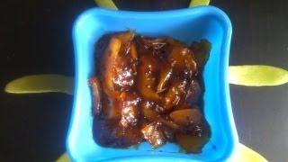 Mango sweet pachadi