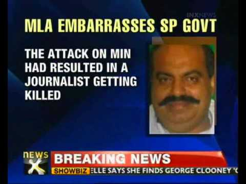 Caught on camera: Cops accept bribe from SP MLA's kin – NewsX