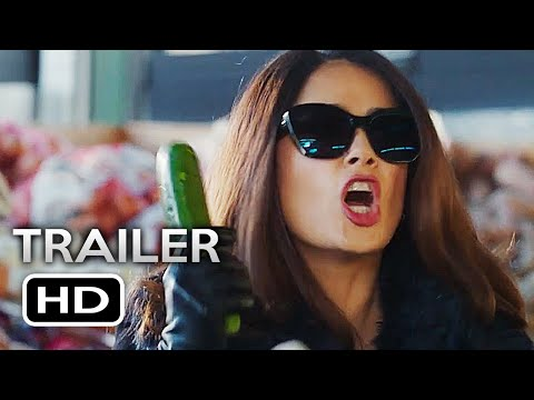 DRUNK PARENTS Official Trailer (2019) Alec Baldwin, Salma Hayek Comedy Movie HD