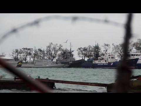 Ο Ποροσένκο ζητεί από το ΝΑΤΟ πολεμικά πλοία στην Αζοφική Θάλασσα…