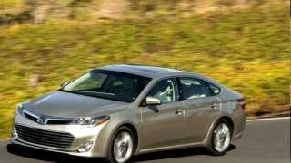 2013 Toyota Avalon Review, Safety, Price