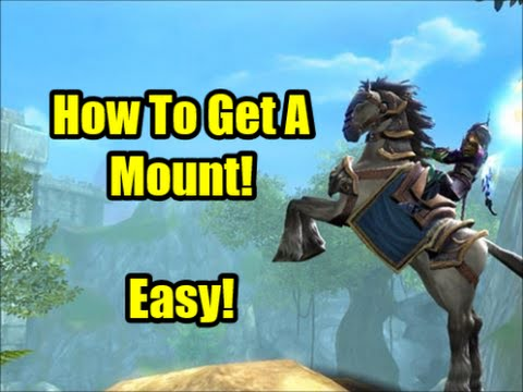 5 EASY Ways To Get A Mount In Order And Chaos 2! (видео)