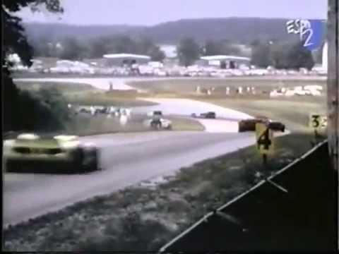 Ferrari Service Bay Area – Angelo Zucchi Motorsports Presents – CanAm 1967 Road America
