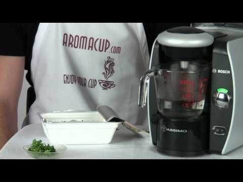 Tassimo Secrets: How to make Noodle Soup with Tassimo Coffee Maker