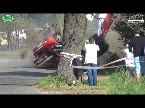 2 Rajd Jastrzębski 2014 - CRASHES by OesRecords