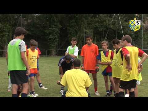 Stage de foot été 2012