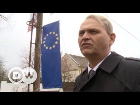 Abschottung gegen Migranten spaltet Ungarn im Wahlkampf | DW Deutsch