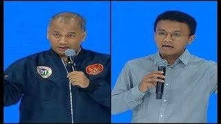 Video Debat Panas Kubu Jokowi dan Prabowo soal Kesejahteraan Sosial Part 01 - PSD 12/04 MP3, 3GP, MP4, WEBM, AVI, FLV April 2019