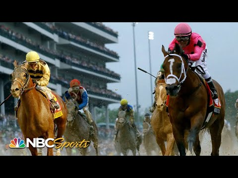 Kentucky Derby 2019: Breaking down Maximum Security's historic disqualification | NBC Sports - Thời lượng: 3:17.