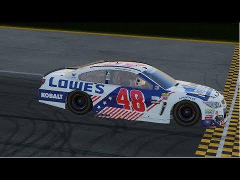 LAST TO FIRST CHALLENGE | Jimmie Johnson | Chicagoland (NASCAR HEAT 2)
