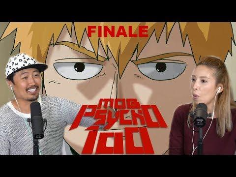 """REIGEN MVP!!!"" MOB PSYCHO 100 SEASON 1 FINALE!! EPISODES 10, 11, & 12 REACTION + REVIEW"