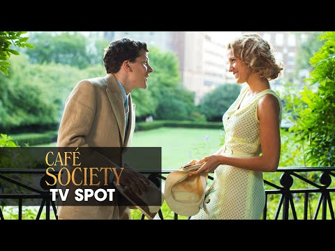 Cafe Society (TV Spot 'Hollywood')