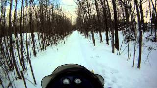 8. Polaris xc 500 sp Gopro