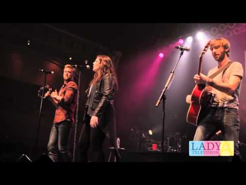 Lady Antebellum preview their new album