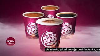 Burger King Kahve (Seslendiren: Murat Serezli)