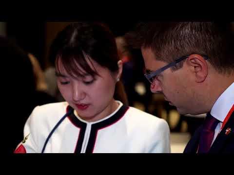 MEB : une délégation en visite de travail à Pékin