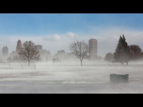 Ακραίες καιρικές συνθήκες σε πολλές περιοχές του πλανήτη…