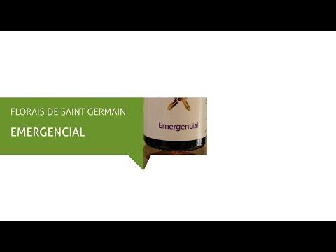 Formula Emergencial - Florais de Saint Germain - Terapia Floral,Talita Margonari