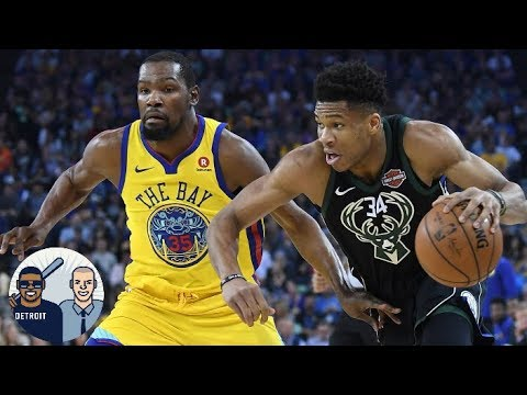 Video: Jalen predicts if Bucks win vs. Warriors, Clippers & Nuggets | Jalen & Jacoby