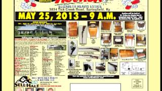 Sell With Hale Realty and Auction - Auction May 25th.