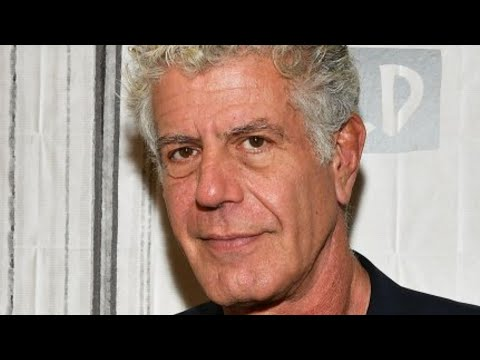 What Anthony Bourdain's Final Year Was Like