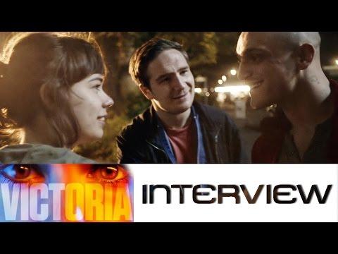 Victoria: Interview mit Hauptdarsteller Frederick Lau