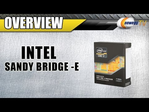 sandy bridge - http://www.newegg.com | CPUs: http://bit.ly/tr178l Enthusiasts everywhere have reason to celebrate, as Intel has released the their new Socket 2011 computing...