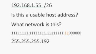 Subnetting Cisco CCNA -Part 3 The Magic Number