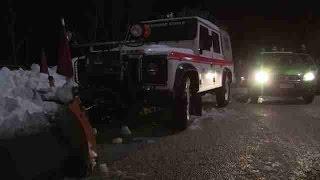 El alud que arrasó un hotel en Italia deja dos muertos y unos 30 desaparecidos