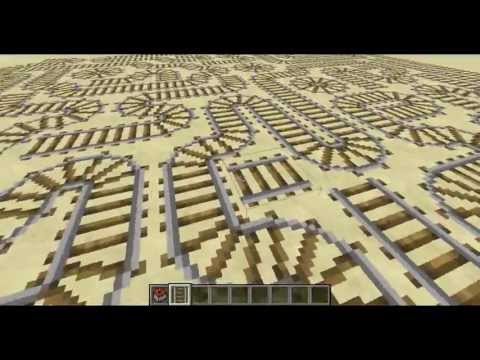 Minicraft Maps - TnT - Med Seb