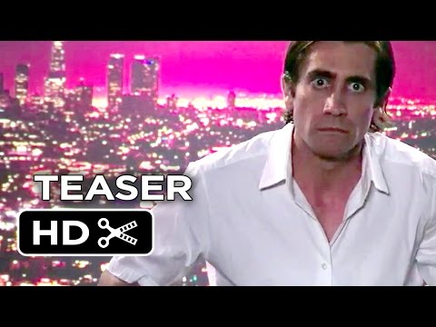 Jake Gyllenhaal - Subscribe to TRAILERS: http://bit.ly/sxaw6h Subscribe to COMING SOON: http://bit.ly/H2vZUn Like us on FACEBOOK: http://goo.gl/dHs73 Follow us on TWITTER: http://bit.ly/1ghOWmt TIFF (2014)...