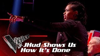 Video WORK: Jhud Shows Us How It's Done | The Voice UK 2018 MP3, 3GP, MP4, WEBM, AVI, FLV Juni 2019