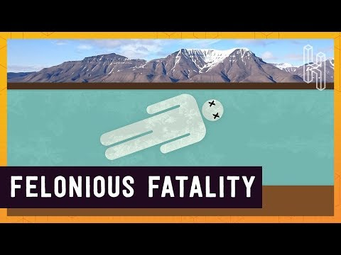 Why Dying is Illegal in Longyearbyen, Norway (видео)