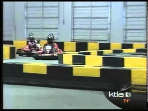 KTLA at Pole Position Raceway