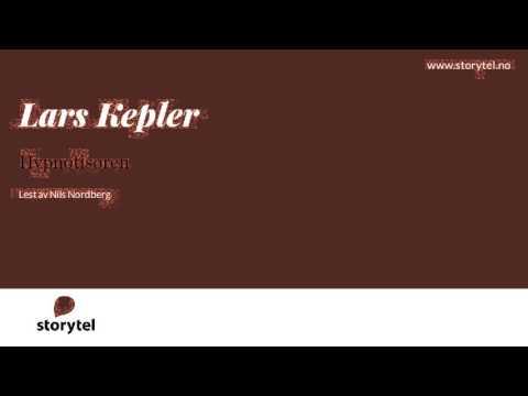 Lydbok - Lars Kepler: Hypnotisøren - Lest av Nils Nordberg
