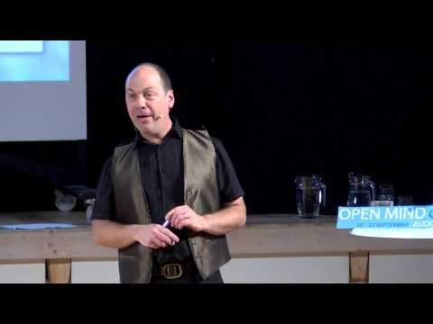 conspiracy - Andy Thomas at the Open Mind conference 2013. Andy Thomas is one of the UK's leading researchers into unexplained mysteries and cover-ups and is the author o...
