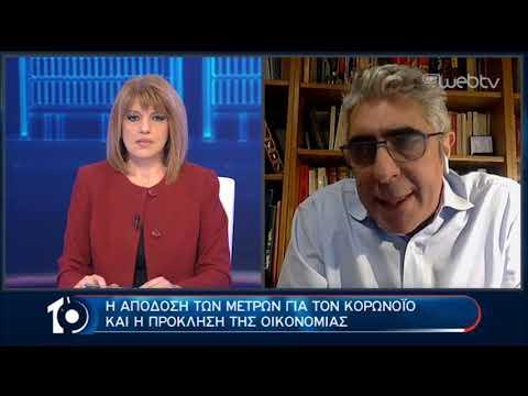 Ο βουλευτής του ΣΥΡΙΖΑ, Γιώργος Τσίπρας στο «10»