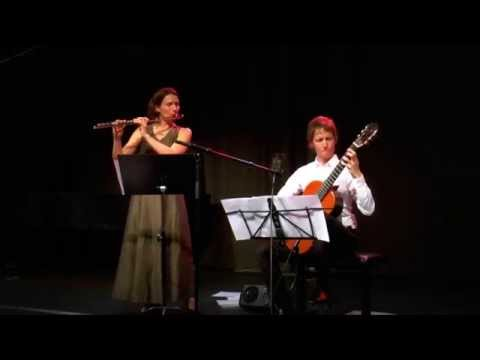 Astor Piazzolla : Café 1930 (played by Ann Elkjär & Martin Fogel)