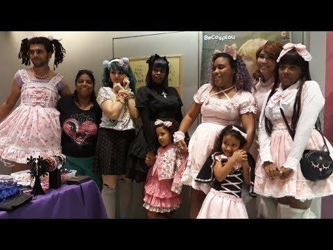 Kinoplex - Lolita Tea Party no Madureira Shopping