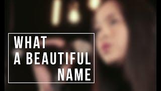 What a Beautiful Name (Cover by Janice Joanna Njotorahardjo) – Video Mini Rally PPW Description
