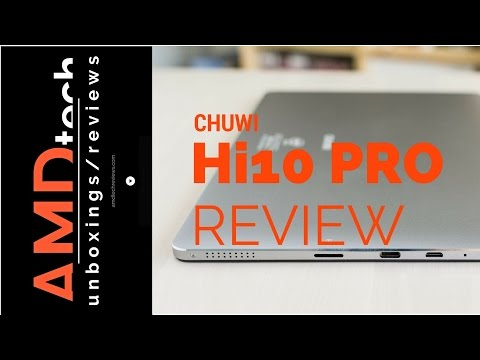 Chuwi Hi10 Pro Review: Super Cheap Hybrid 2-in-1 Dual OS Tablet PC